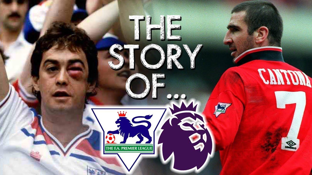 ประวัติความเป็นมาของ Premier League ลีกดังของอังกฤษ